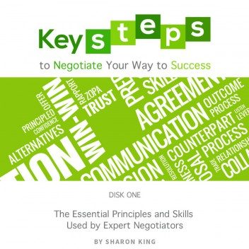 Key Steps to Negotiate Your Way to Success - DVD 1