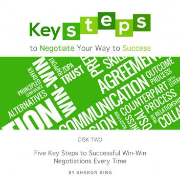 Key Steps to Negotiate Your Way to Success - DVD 2