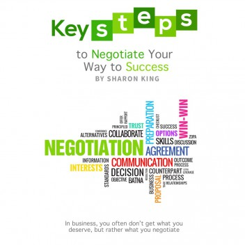 Key Steps to Negotiate Your Way to Success DVD