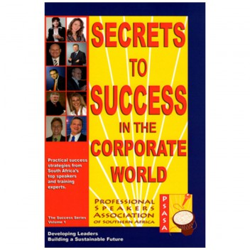 Secrets to Success in the Corporate World - Book Cover