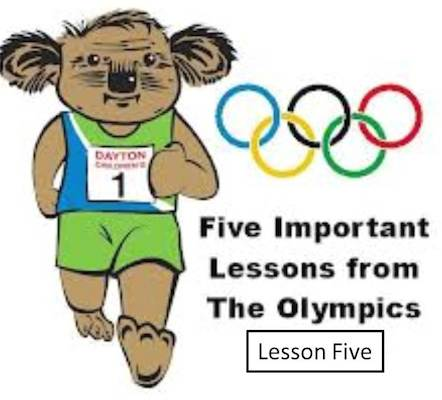 olympic lesson five