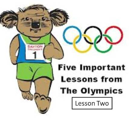 olympic lesson two
