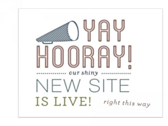 2015.03.16.New Website Launch