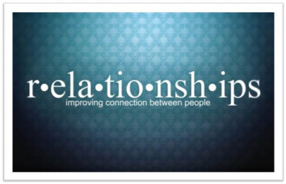 2013.09.23.Secret to great relationships